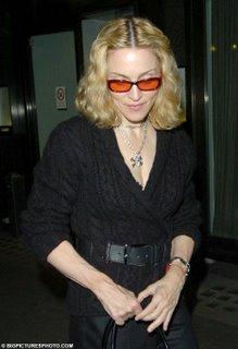 Madonna&hands